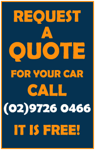Free Quote for Unwanted Cars Removal Sydney